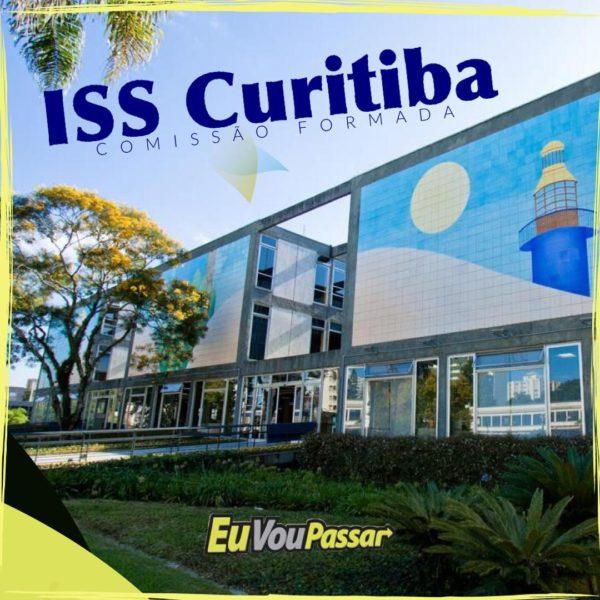 Concurso ISS Curitiba: formada comissão do concurso de Auditor Fiscal